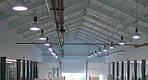 Высокие потолки с купольными светильниками не проблема!