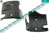 Декоративная крышка - накладка - защита двигателя верхняя 028103935N VW PASSAT 1997-2005