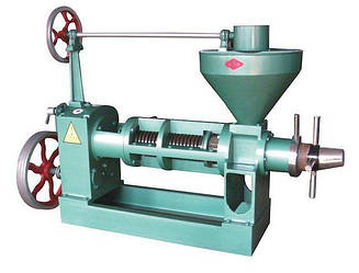 Маслопресс 3DLG-115 для обработки семян масличных культур.