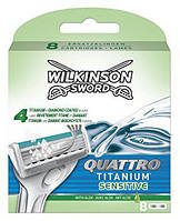 "Картридж ""Schick / Wilkinson Quattro"" (8)"