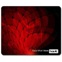 Килимок для миші  Havit HV-MP808, red-black