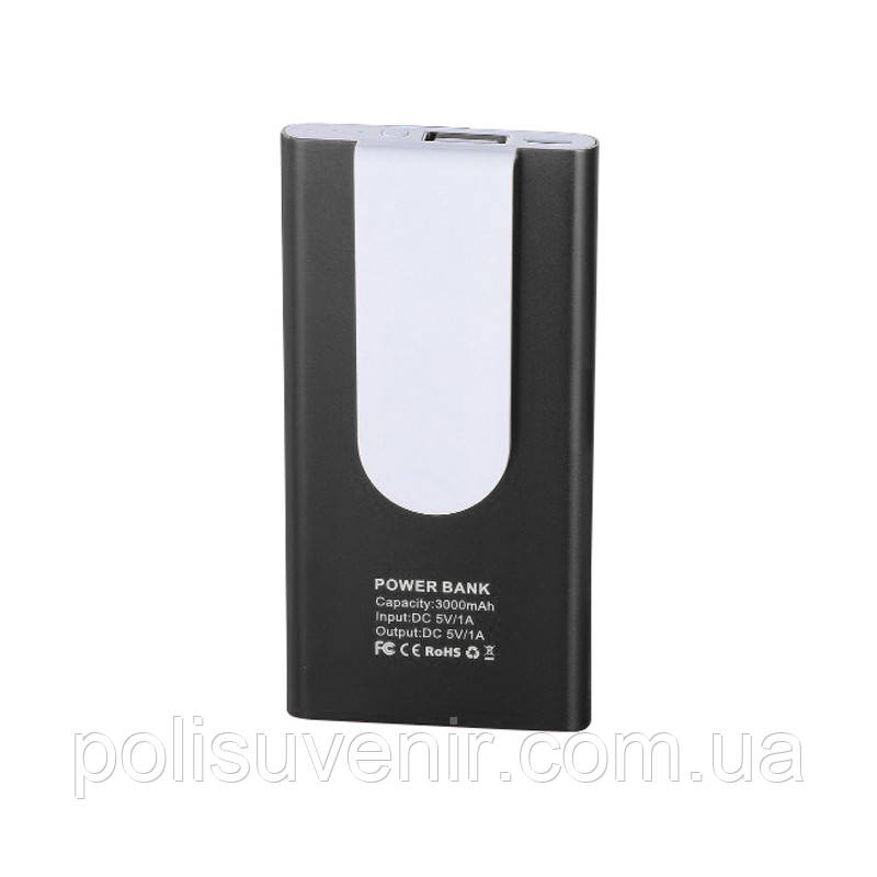 Power bank, 3000 мА/г