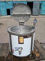 Котел пищеварочный электрический КПЭ-60 с миксером круглый