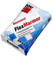 Baumit Marmor белая эластичная клеящая смесь для приклеивания плитки и камня, 25 кг в Одессе