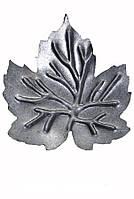 Кованый элемент лист виноградный М 170