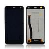 Оригинальный дисплей (модуль) + тачскрин (сенсор) для Nomu S20 (черный цвет)