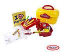 Набор для творчества PLAY-DOH - АРТ-САКВОЯЖ (маркеры, восковые карандаши, краски, аксес.), фото 2