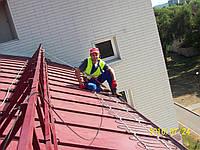 Монтаж обогрева крыши. Гарантия на работы до 3 лет.