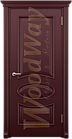 ПРАГА  шпонированные межкомнатные двери  WoodWay