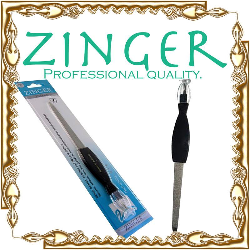 Пилочка Маникюрная 2 в 1 Zinger Professional Quality