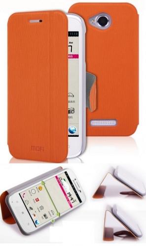 Чехол для Lenovo S920 Mofi Orange