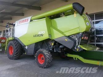 Комбайн зерноуборочный CLAAS Lexion 670 жатка V770 (2015г.)
