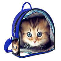 Детский рюкзак с котиком