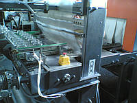 Устройство плавного пуска и преобразователь частоты на стеклотарном заводе.