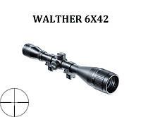 Оптический прицел Walther 6x42