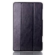 Чехол Crazy Horse Leather для Samsung Galaxy Tab S 8.4 T700 T705 черный