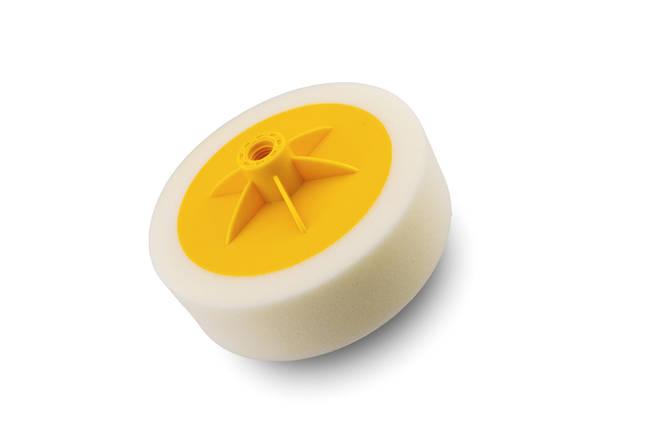 """Полировальный круг в оправке средней жесткости - Flexipads Pro-Bodyshop 150x50 мм. (6"""") белый (44635), фото 2"""