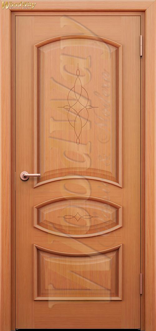 КОРСИКА шпонированные межкомнатные двери