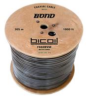 BiCoil коаксиальный кабель F660BVM BOND CCS