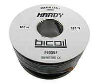 BiCoil кабель коаксиальный F6SSEF HARDY CCS
