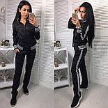 """Женский стильный костюм """"Милитари"""": мастерка и брюки (2 цвета), фото 6"""