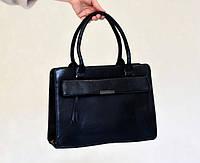 Качественная сумка для деловых женщин черного цвета
