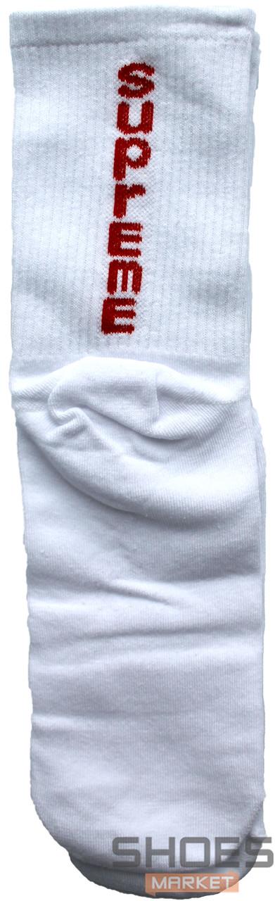 Носки Supreme White