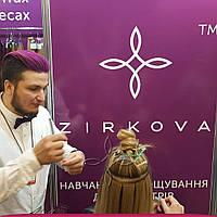 Коррекция Микроленточного Наращивания Волос в Киеве (Холодное Наращивание) 80 лент