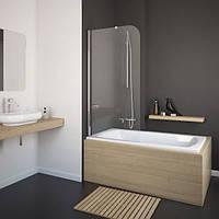 Шторка для ванны Eger 80 см, левая 599-02L grey