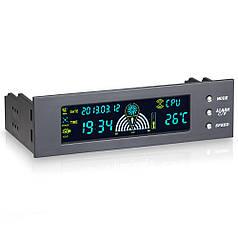 ✓Регулятор температуры Lesko STW 5023 для системного блока комьютера