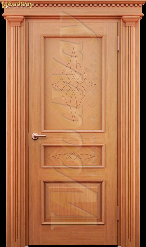 ЛИОН шпонированные межкомнатные двери