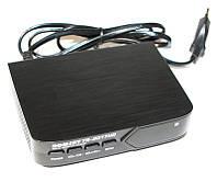 TV-тюнер внешний автономный Romsat TR-0017HD (black) DVB-T2 / PVR / HDMI / USB