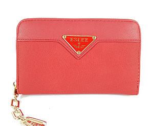 Красный женский кошелек , фото 2