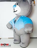 Надувной Костюм ( Пневмокостюм, Пневморобот ) Мишка Тедди Мальчик, фото 1