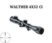 Прицел оптический Walther 4x32 CI