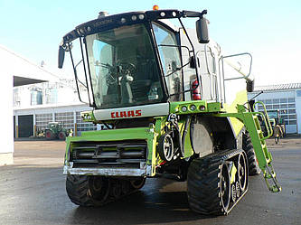 Комбайн зерноуборочный CLAAS Lexion 600 TT + жатка V1050 (2011г.)