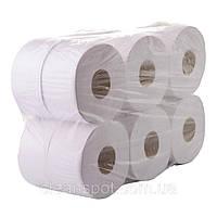 Туалетний папір Jambo ТМ Eco Point 960м/уп. 100% целюлоза