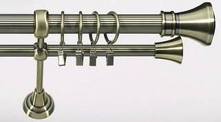 Труби для кованих карнизів 35 мм
