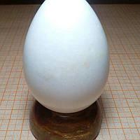 Яйцо из мраморного оникса, 7*5см