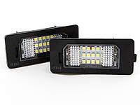Подсветка номера LED BMW F10 F25 F30 F32 F34