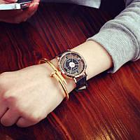 Женские наручные часы Rosivga черные