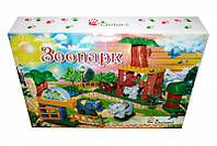 "Мини конструктор ""Зоопарк"" 34 детали (013888/26)"