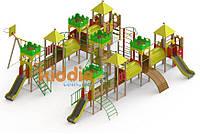Игровой комплекс замок 3