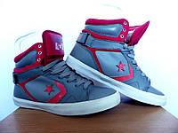 Кроссовки Converse All Star 12 MID Sneaker100% ОРИГИНАЛ р-р 37 (23,5 см) (Б/У, СТОК) кожаные высокие nike