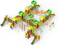 Игровой комплекс замок 4, фото 1