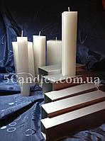 Алюминиевые формы - квадрат (4,1*4,1*12см)