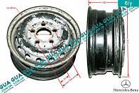 Диск колесный R15 6Jx15H2 металлический ( стальной / железный ) 9024000002 Mercedes SPRINTER 1995-2000, Mercedes SPRINTER 2000-2006, VW LT28-55