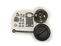 Выносное заправочное устройство (ВЗУ) под бампер, Тomasetto (с кронштейном и крышкой)