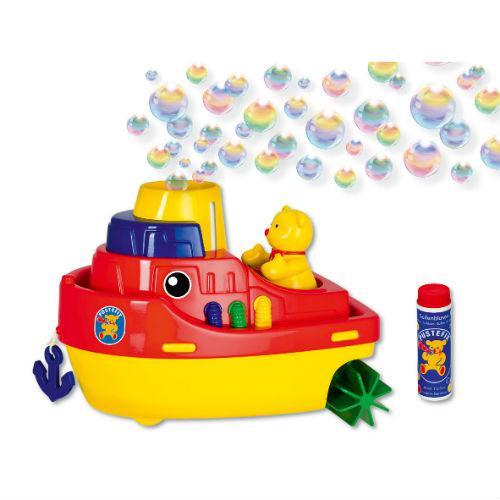 Игрушки с мыльными пузырями