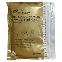 Тканевые коллагеновые маски с золотом Purederm Gold Hydro Collagen Mask Pack (25шт)